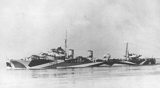 La guerre sous-marine et de surface 1939 - 1945 Hurric10