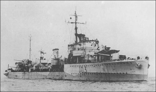La guerre sous-marine et de surface 1939 - 1945 - Page 27 Icarus12