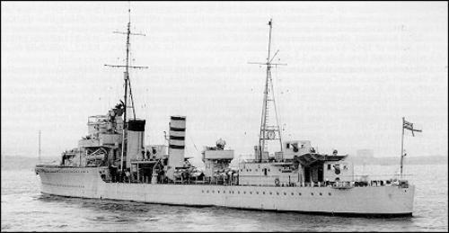 La guerre sous-marine et de surface 1939 - 1945 - Page 6 Inglef10