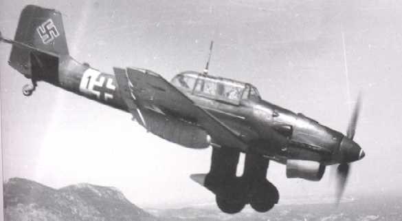 La guerre sous-marine et de surface 1939 - 1945 Junker20