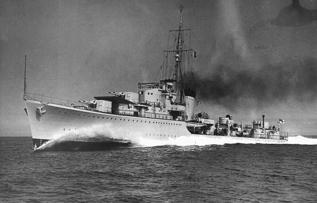 La guerre sous-marine et de surface 1939 - 1945 - Page 3 Kelly_10