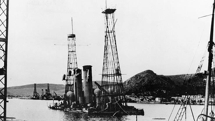 La guerre sous-marine et de surface 1939 - 1945 Kilkis11