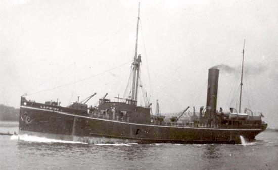 La guerre sous-marine et de surface 1939 - 1945 - Page 12 Lapwin10