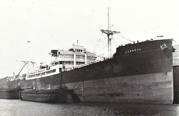 La guerre sous-marine et de surface 1939 - 1945 Lassel10