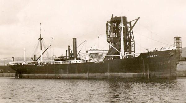 La guerre sous-marine et de surface 1939 - 1945 - Page 8 Ledbur10