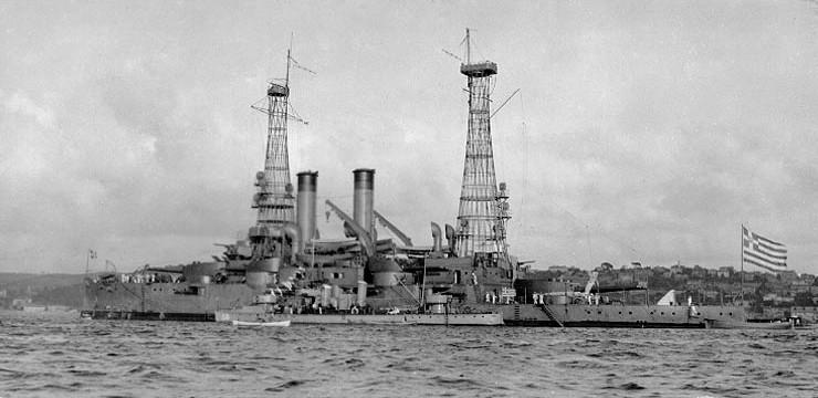 La guerre sous-marine et de surface 1939 - 1945 Lemnos10