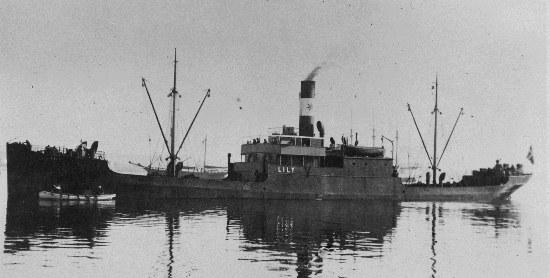 La guerre sous-marine et de surface 1939 - 1945 - Page 28 Lily10
