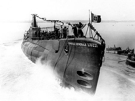 La guerre sous-marine et de surface 1939 - 1945 - Page 35 Liuzzi10