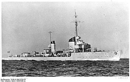 La guerre sous-marine et de surface 1939 - 1945 - Page 39 Luchs11