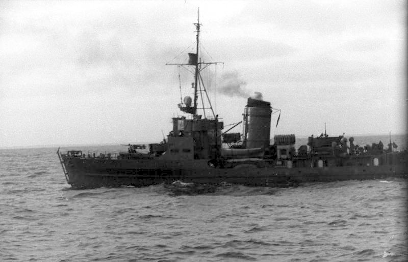 La guerre sous-marine et de surface 1939 - 1945 - Page 60 M-boot12