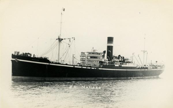 La guerre sous-marine et de surface 1939 - 1945 Manaar10