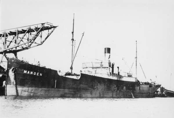 La guerre sous-marine et de surface 1939 - 1945 - Page 55 Mangen10