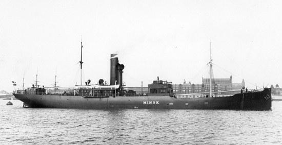 La guerre sous-marine et de surface 1939 - 1945 - Page 24 Minsk10