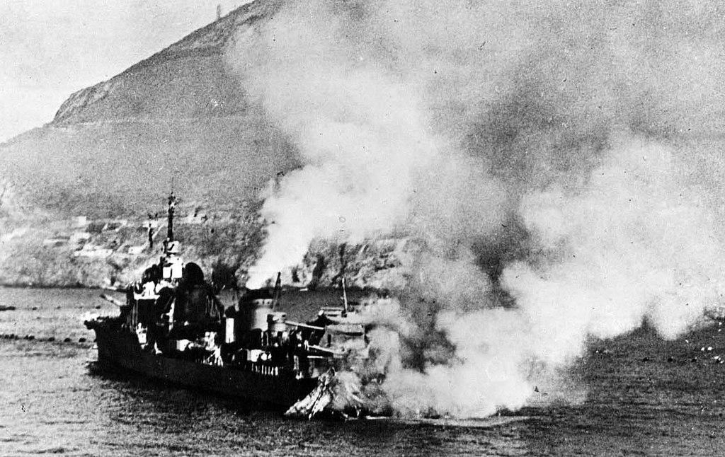 La guerre sous-marine et de surface 1939 - 1945 - Page 36 Mogado11