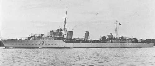 La guerre sous-marine et de surface 1939 - 1945 - Page 66 Mohawk10