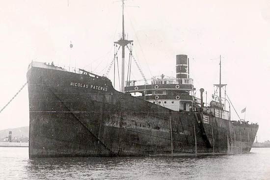 La guerre sous-marine et de surface 1939 - 1945 - Page 6 Nicola10