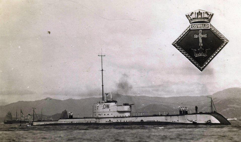 La guerre sous-marine et de surface 1939 - 1945 - Page 39 Oswald10