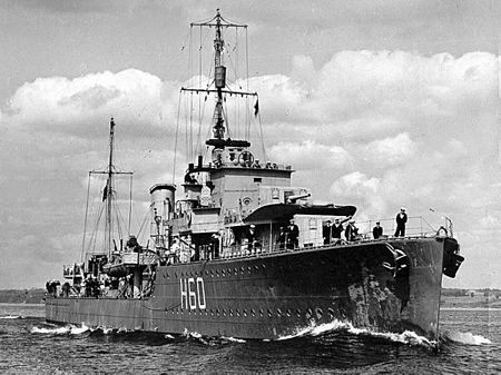 La guerre sous-marine et de surface 1939 - 1945 - Page 49 Ottawa10