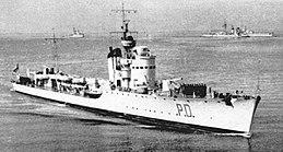 La guerre sous-marine et de surface 1939 - 1945 - Page 70 Pallad10