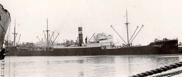La guerre sous-marine et de surface 1939 - 1945 - Page 5 Pandia10