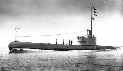 La guerre sous-marine et de surface 1939 - 1945 - Page 6 Parthi10