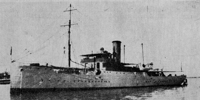 La guerre sous-marine et de surface 1939 - 1945 Parvat10