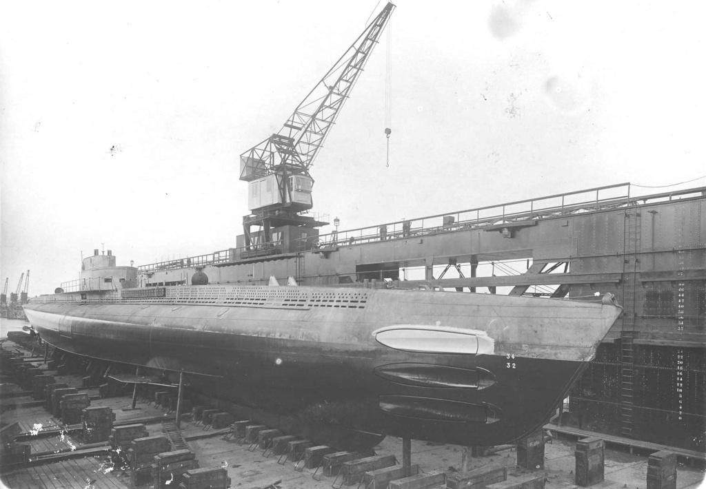 La guerre sous-marine et de surface 1939 - 1945 - Page 56 Proteu10
