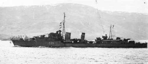 La guerre sous-marine et de surface 1939 - 1945 - Page 27 Punjab10