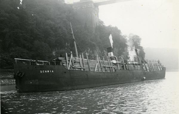 La guerre sous-marine et de surface 1939 - 1945 - Page 11 Scania10