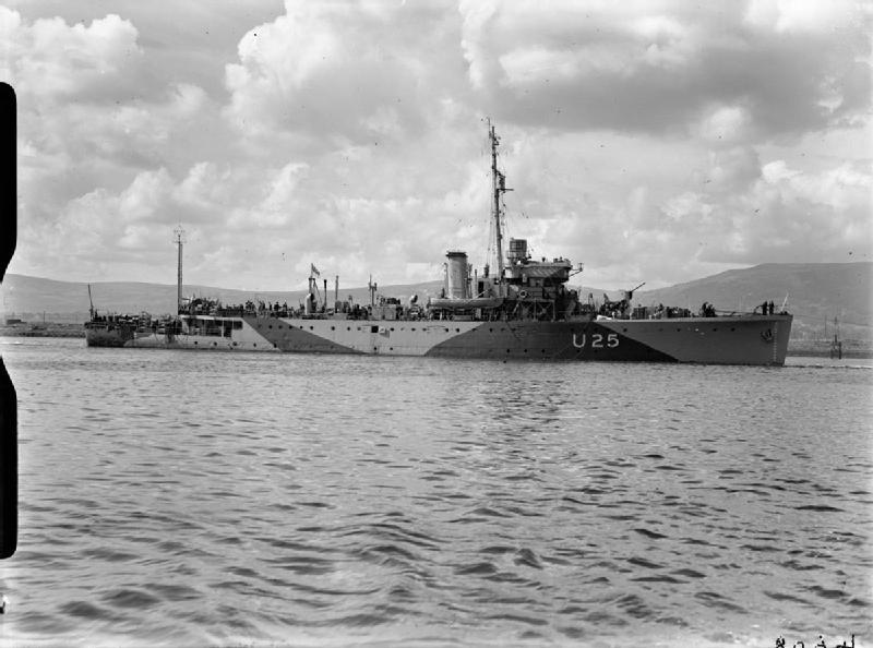 La guerre sous-marine et de surface 1939 - 1945 - Page 65 Scarbo10