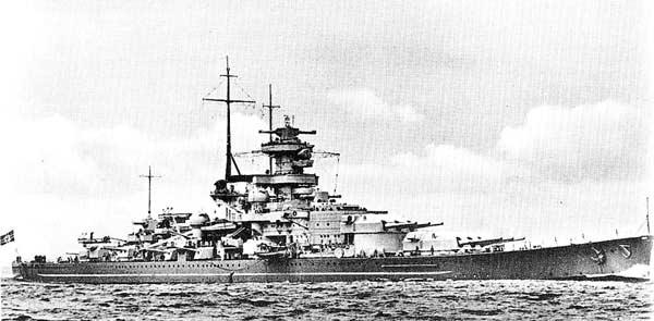 La guerre sous-marine et de surface 1939 - 1945 - Page 63 Scharn11