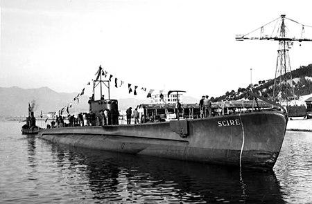 La guerre sous-marine et de surface 1939 - 1945 - Page 37 Scire10