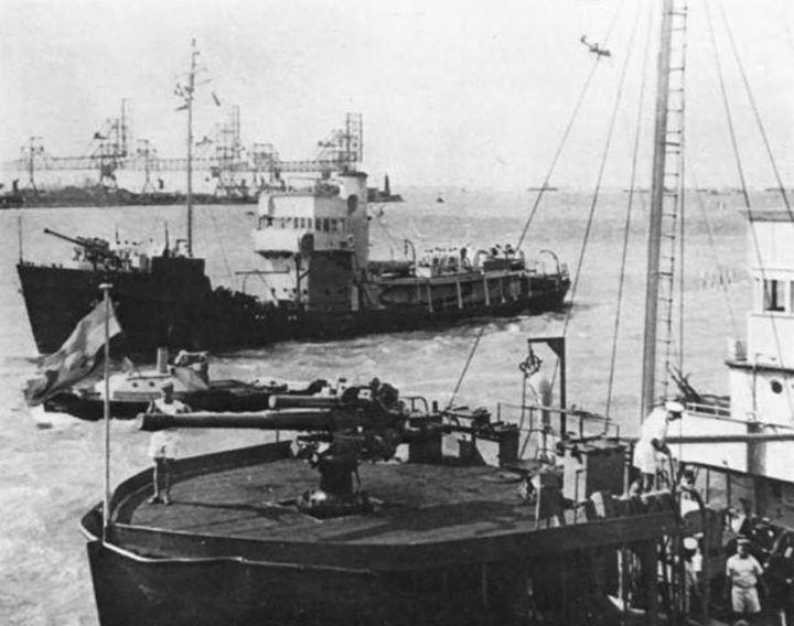 La guerre sous-marine et de surface 1939 - 1945 - Page 60 Southe10