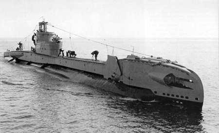 La guerre sous-marine et de surface 1939 - 1945 - Page 2 T_clas10
