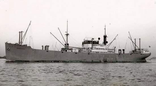 La guerre sous-marine et de surface 1939 - 1945 - Page 2 Tarang10