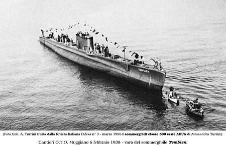 La guerre sous-marine et de surface 1939 - 1945 - Page 10 Tembie10