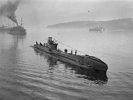 La guerre sous-marine et de surface 1939 - 1945 - Page 55 Thunde10