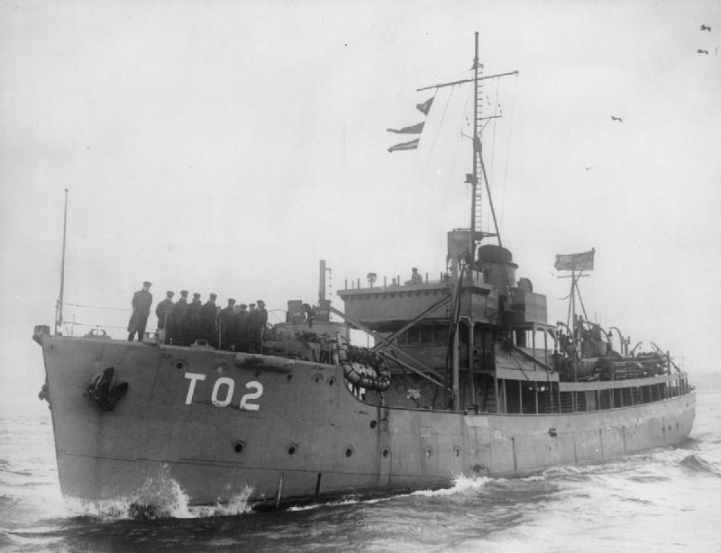La guerre sous-marine et de surface 1939 - 1945 - Page 60 Tree11