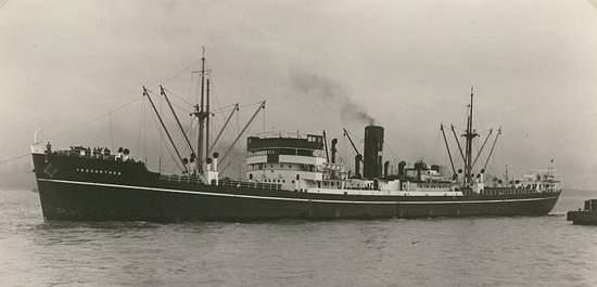 La guerre sous-marine et de surface 1939 - 1945 - Page 5 Tregar10