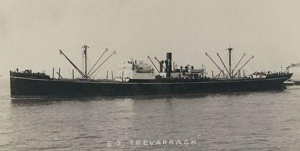 La guerre sous-marine et de surface 1939 - 1945 - Page 5 Trevar10
