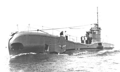 La guerre sous-marine et de surface 1939 - 1945 - Page 46 Triad_10