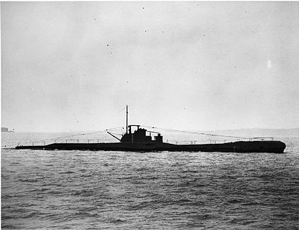 La guerre sous-marine et de surface 1939 - 1945 - Page 55 Triton10