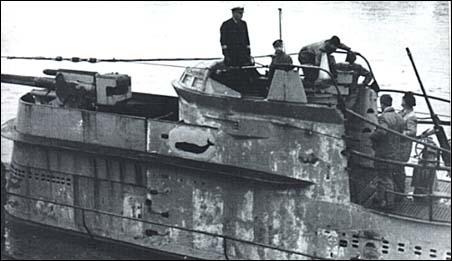 La guerre sous-marine et de surface 1939 - 1945 - Page 39 Ua_110