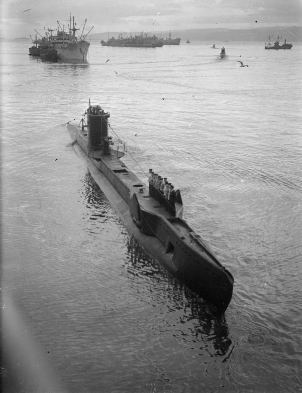 La guerre sous-marine et de surface 1939 - 1945 - Page 9 Union_12