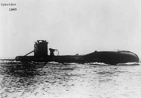 La guerre sous-marine et de surface 1939 - 1945 - Page 70 Uphold10
