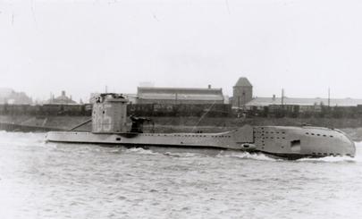 La guerre sous-marine et de surface 1939 - 1945 - Page 2 Usk_6510