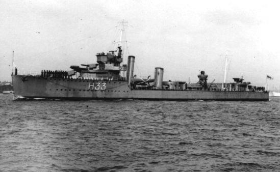 La guerre sous-marine et de surface 1939 - 1945 - Page 64 Vanoc10