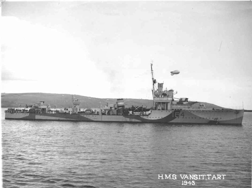 La guerre sous-marine et de surface 1939 - 1945 - Page 36 Vansit10