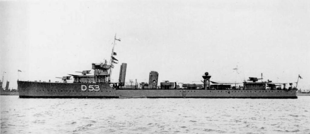 La guerre sous-marine et de surface 1939 - 1945 - Page 47 Veneti10