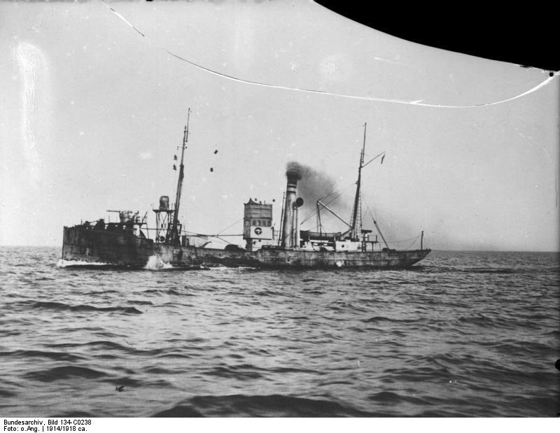 La guerre sous-marine et de surface 1939 - 1945 - Page 66 Vorpos10